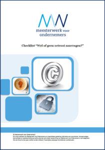 Wel-Of-Geen-Octrooi-Aanvragen-Checklist-Meesterwerk-Voor-Ondernemers