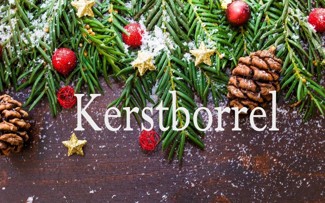 Wat dit jaar te doen met de kerstborrel/eindejaarsafsluiting?